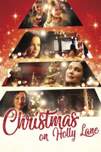 "Poster for the movie ""Christmas on Holly Lane"""