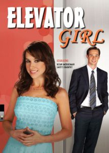 """Poster for the movie """"Elevator Girl"""""""