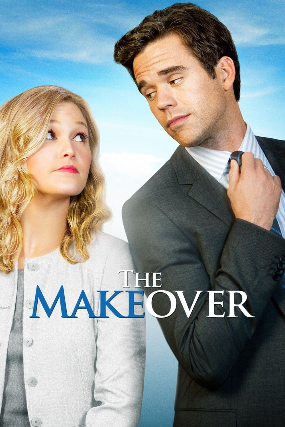 """Poster for the movie """"The Makeover"""""""