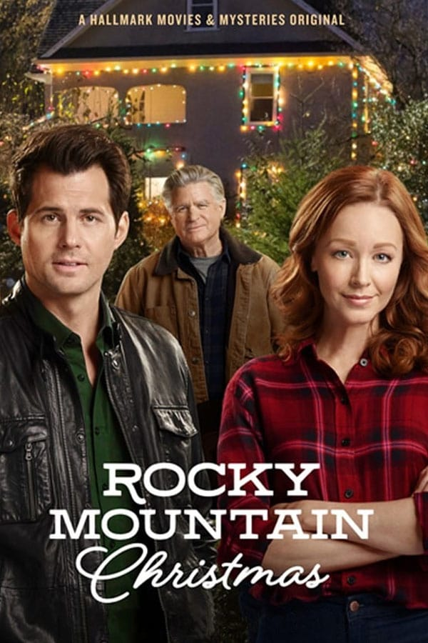 """Poster for the movie """"Rocky Mountain Christmas"""""""