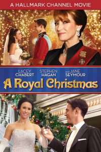 """Poster for the movie """"A Royal Christmas"""""""
