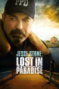 "Poster for the movie ""Jesse Stone: Lost in Paradise"""