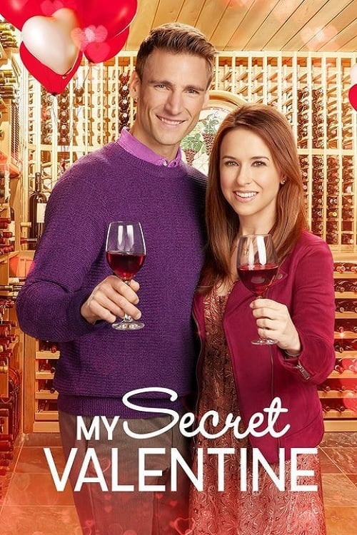 "Poster for the movie ""My Secret Valentine"""