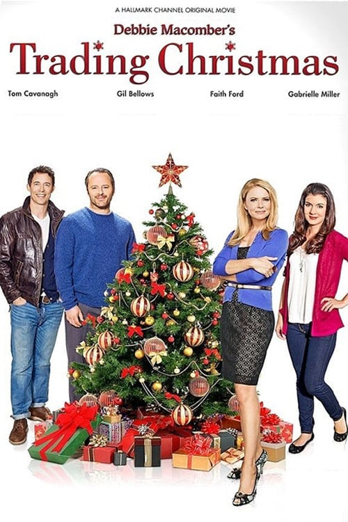 "Poster for the movie ""Trading Christmas"""