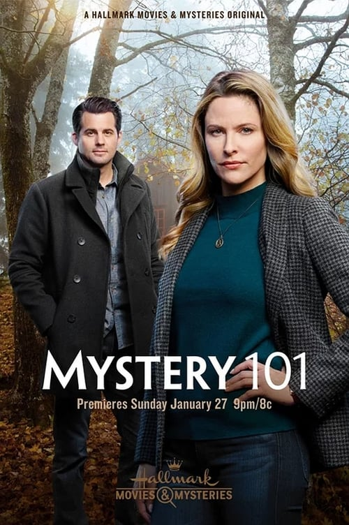 "Poster for the movie ""Mystery 101"""