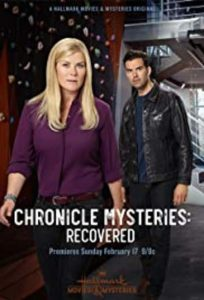 """Poster for the movie """"Chronicle Mysteries: Recovered"""""""