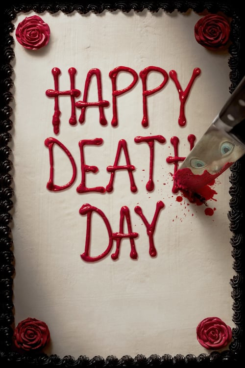 """Poster for the movie """"Happy Death Day"""""""