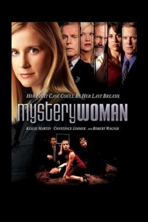 "Poster for the movie ""Mystery Woman"""