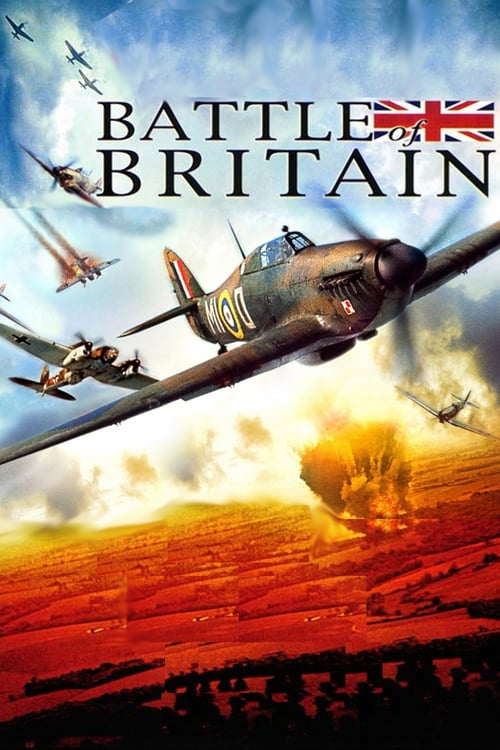 "Poster for the movie ""Battle of Britain"""