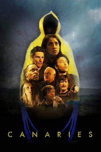 """Poster for the movie """"Canaries"""""""