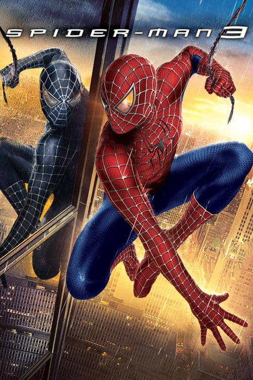"Poster for the movie ""Spider-Man 3"""