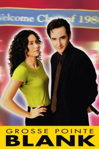 "Poster for the movie ""Grosse Pointe Blank"""