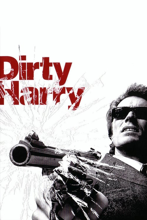 """Poster for the movie """"Dirty Harry"""""""