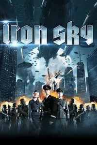 "Poster for the movie ""Iron Sky"""