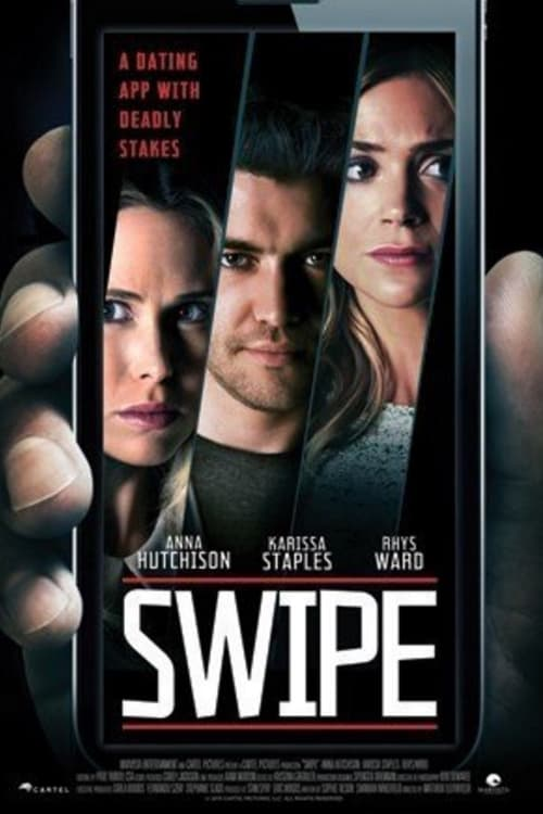 "Poster for the movie ""Wrong Swipe"""