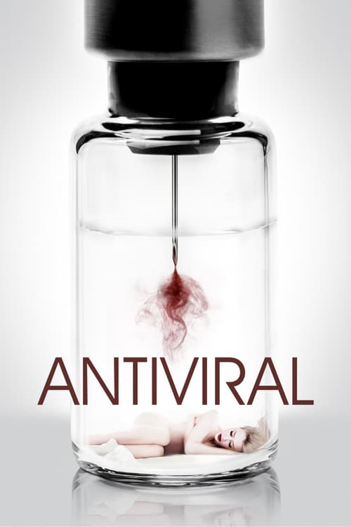 """Poster for the movie """"Antiviral"""""""