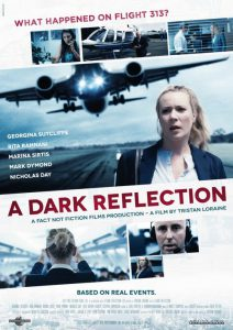 "Poster for the movie ""A Dark Reflection"""