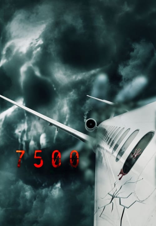 """Poster for the movie """"Flight 7500"""""""