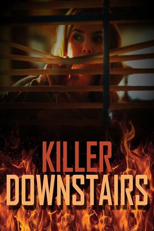 """Poster for the movie """"The Killer Downstairs"""""""