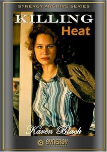"""Poster for the movie """"Killing Heat"""""""