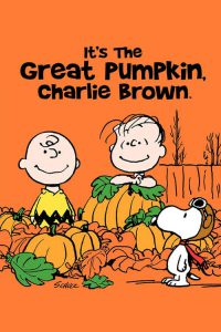"Poster for the movie ""It's the Great Pumpkin, Charlie Brown"""