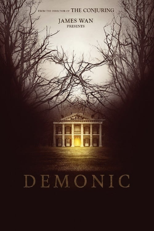 """Poster for the movie """"Demonic"""""""