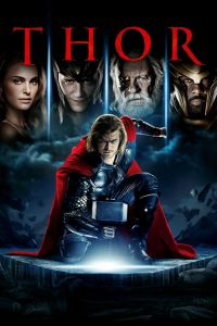 """Poster for the movie """"Thor"""""""