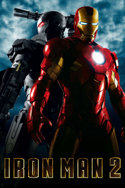 """Poster for the movie """"Iron Man 2"""""""