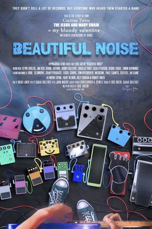 """Poster for the movie """"Beautiful Noise"""""""