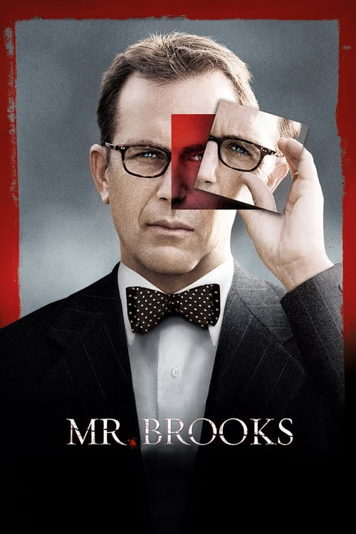 """Poster for the movie """"Mr. Brooks"""""""