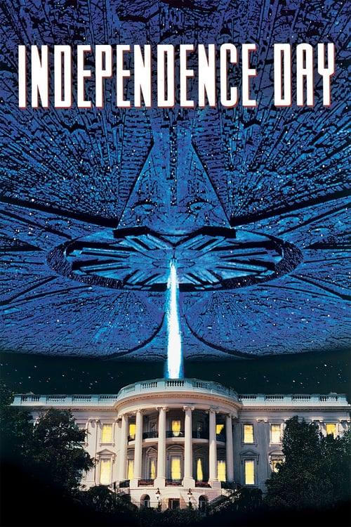 """Poster for the movie """"Independence Day"""""""