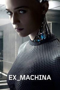 """Poster for the movie """"Ex Machina"""""""