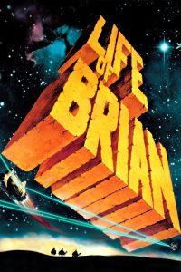 """Poster for the movie """"Life of Brian"""""""