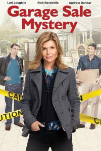"Poster for the movie ""Garage Sale Mystery"""