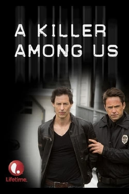 """Poster for the movie """"A Killer Among Us"""""""