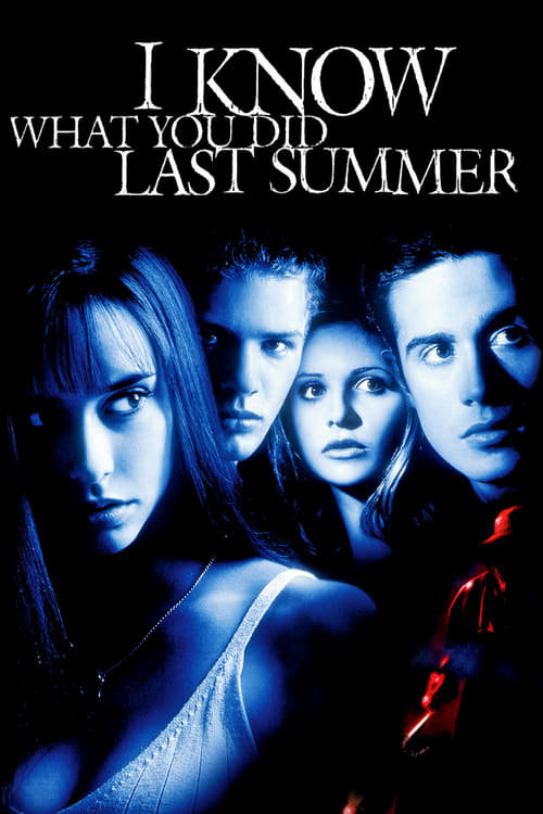 "Poster for the movie ""I Know What You Did Last Summer"""