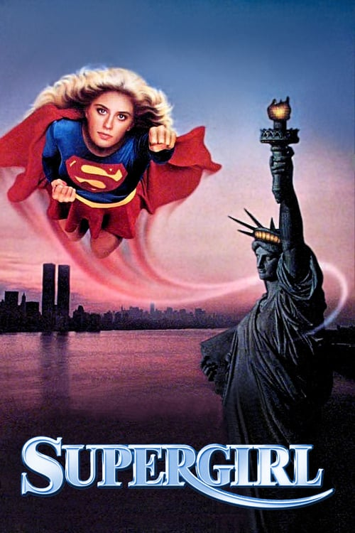 "Poster for the movie ""Supergirl"""