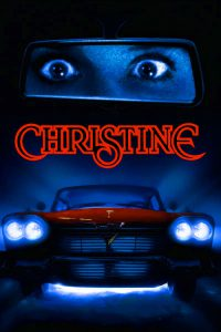 """Poster for the movie """"Christine"""""""