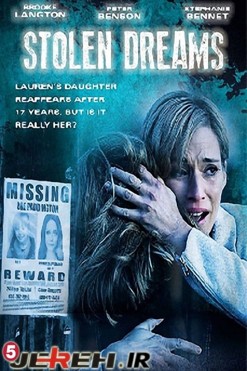 "Poster for the movie ""Stolen Dreams"""