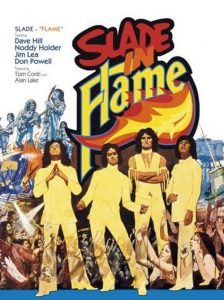 """Poster for the movie """"Flame"""""""