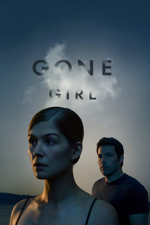 """Poster for the movie """"Gone Girl"""""""