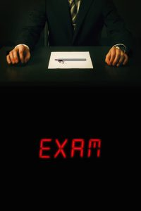 """Poster for the movie """"Exam"""""""