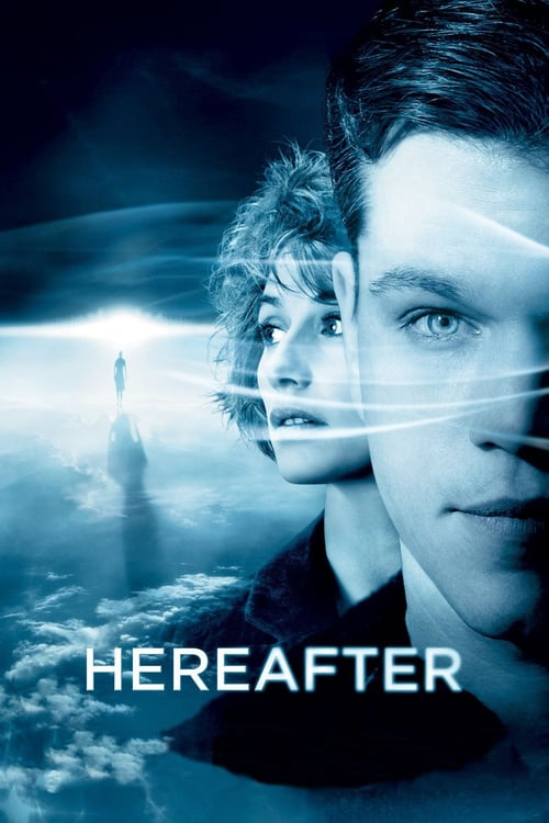 """Poster for the movie """"Hereafter"""""""