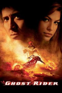 "Poster for the movie ""Ghost Rider"""