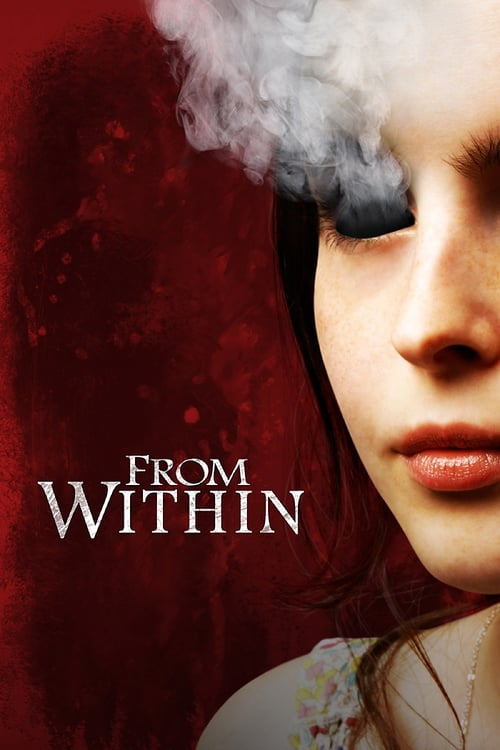 """Poster for the movie """"From Within"""""""