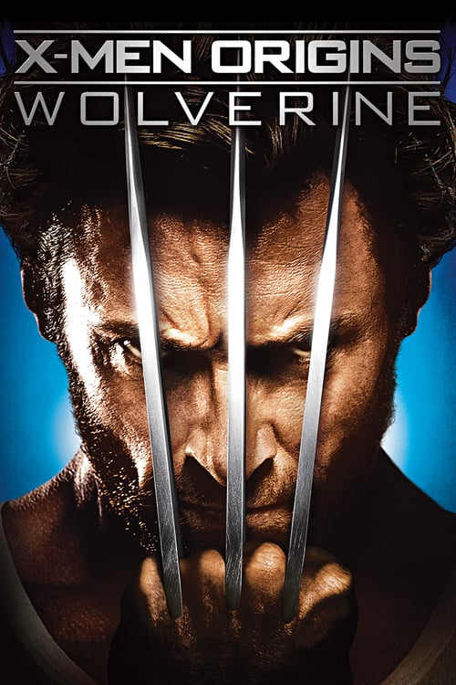 "Poster for the movie ""X-Men Origins: Wolverine"""