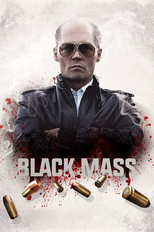 "Poster for the movie ""Black Mass"""