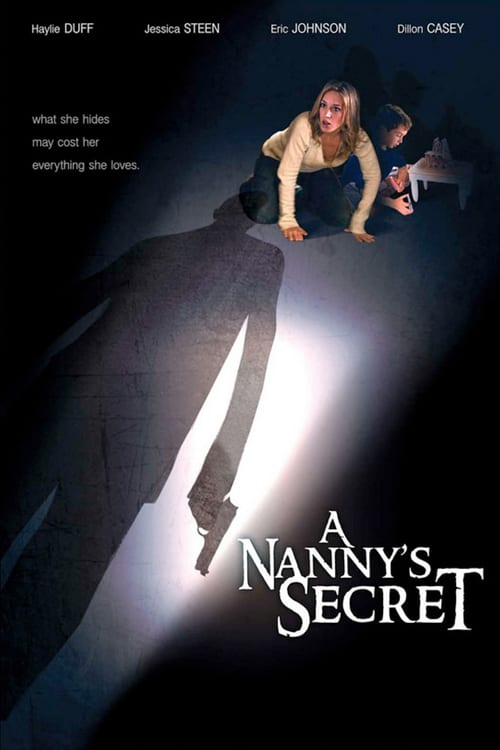 """Poster for the movie """"My Nanny's Secret"""""""