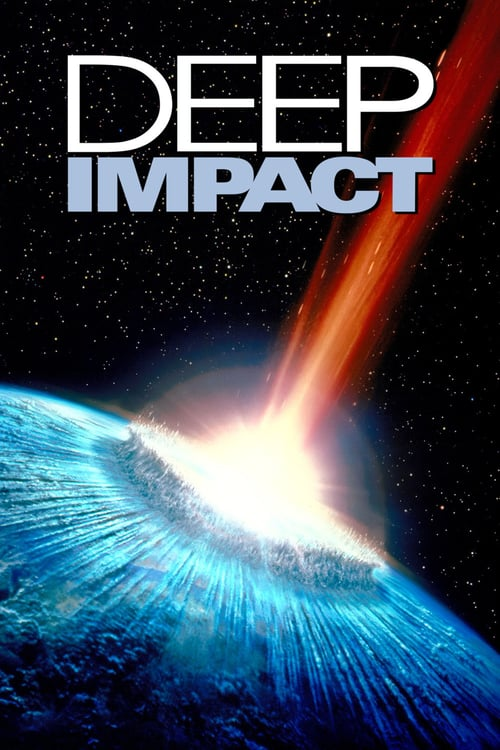 """Poster for the movie """"Deep Impact"""""""