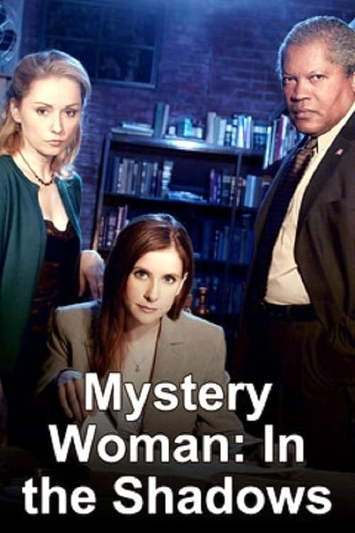 "Poster for the movie ""Mystery Woman: In the Shadows"""